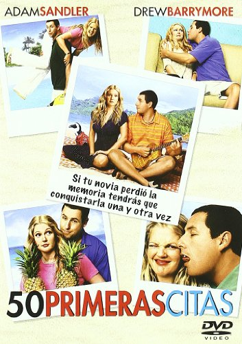 50 Primeras Citas [DVD]