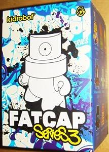 Kidrobot Fatcap Series 3 Vinyl Figure - Blind Box (Qty: One)