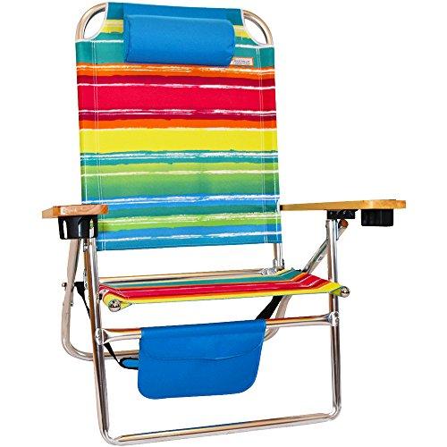 Marvelous Big Fish Titan Hi Seat Aluminum Folding Beach Chair Jones Import It All Interior Design Ideas Pimpapslepicentreinfo