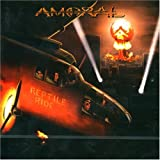 Reptile Ride by Amoral [Music CD]