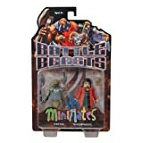 Strictus the Snake vs. Bliss Reynolds Battle Beasts Minimates 2 Pack