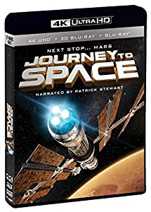 IMAX: Journey To Space (4K UHD / 3D Bluray) [Blu-ray] from Shout! Factory