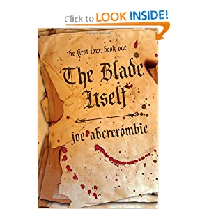 Amazon.com: The Blade Itself (The First Law: Book One ...