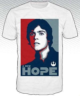 Star Wars - T-Shirt Skywalker - New Hope (in S)