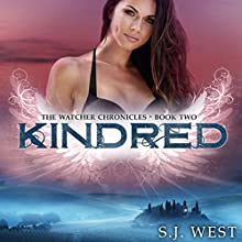 Kindred Audiobook by S.J. West Narrated by Brittany Pressley