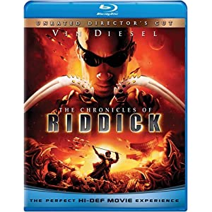 Chronicles of Riddick [Blu-ray]