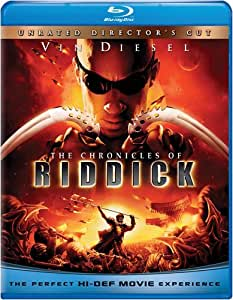 The Chronicles of Riddick (Unrated Director's Cut) [Blu-ray]
