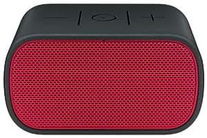 Logitech UE 984-000295 Mobile Boombox Bluetooth Speaker and Speakerphone (Red Grill/Black)