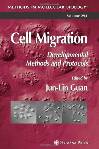 Cell Migration: Developmental Methods And Protocols (Methods In Molecular Biology)