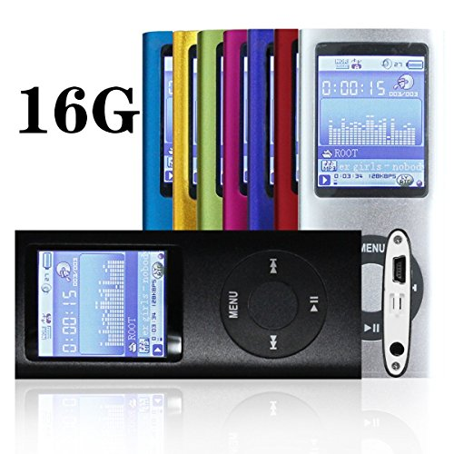 G.G.Martinsen 16 GB Mini Usb Port Slim Small Multi-lingual Selection 1.78 LCD Portable Mp3/Mp4, Mp3Player , Mp4Player , Video Player , Music Player , Media Player , Video player ,Audio player With Photo Viewer , E-book Reader , Voice Recorder ,Games & Mo plastic mp4 player shell mold makers