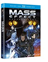 Mass Effect Paragon Lost Blu-raydvd Combo by Funimation