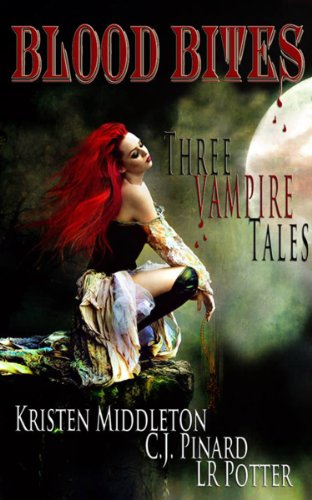 Blood Bites: Three Vampire Tales PDF