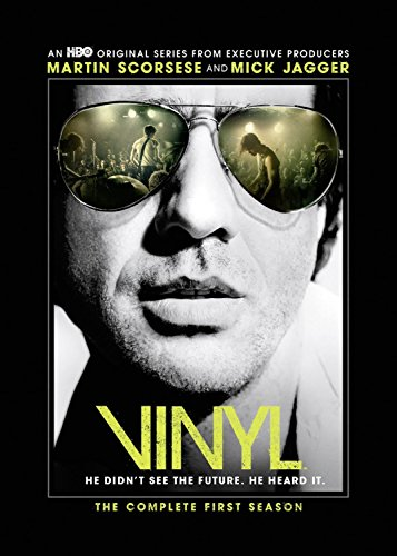 Vinyl: The Complete First Season (4 Dvd) [Edizione: Regno Unito]