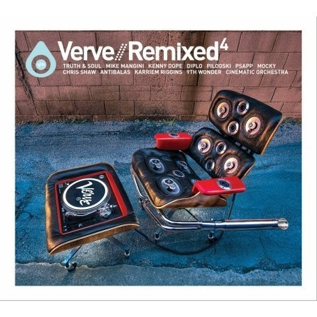 Various Artists - Verve Remixed, Vol. 4 - Zortam Music