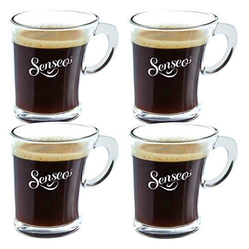 4x douwe egberts senseo tasse en 4260174578552 cuisine maison vaisselle et plats de service. Black Bedroom Furniture Sets. Home Design Ideas