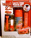 Disney Pixar Cars Bath Time Shave Set