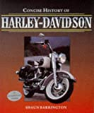 img - for Concise History of Harley-Davidson (Osprey automotive series) book / textbook / text book