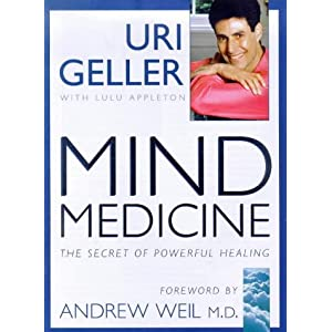 Uri Geller - Healing CD Audiobook