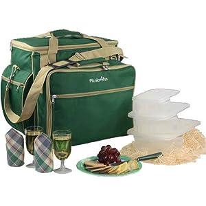 Picnic Set Cool Bag with Wheels