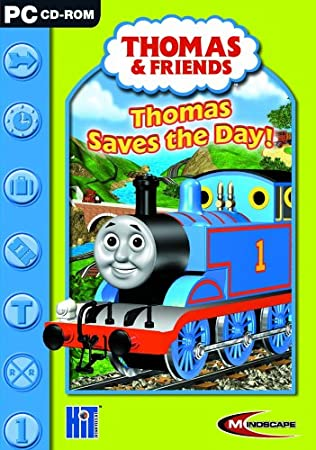 Thomas & Friends - Thomas Saves the Day! (PC)