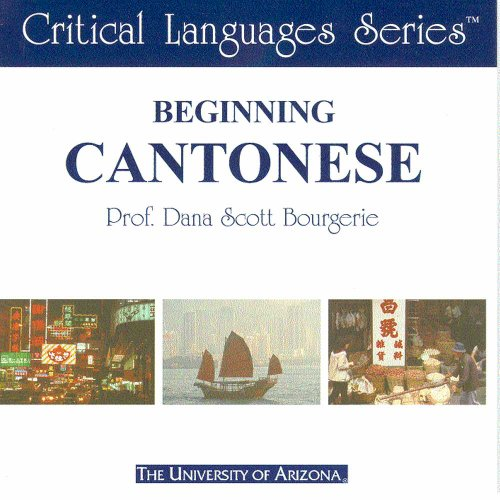 Beginning Cantonese Critical Languages Series