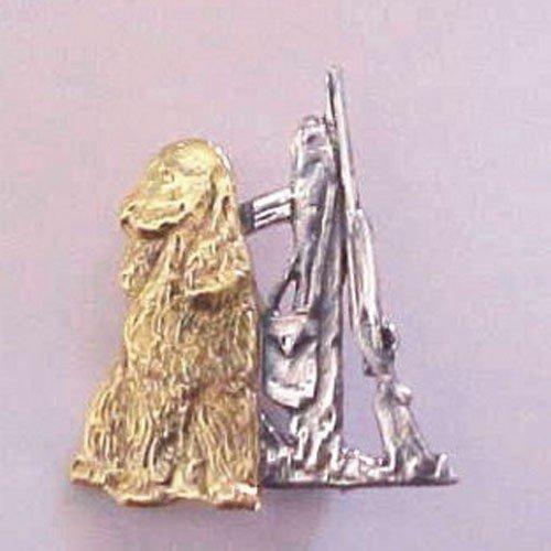 English Cocker Spaniel Breed Origin Pin