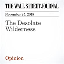 The Desolate Wilderness (       UNABRIDGED) by  The Wall Street Journal Narrated by Alexander Quincy