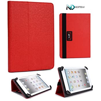(KILLER PRICE) Tablet Case Cover and Stand fits Asus Fonepad 7 [ Crimson Red ] and Bonus Item from NextDia coupon codes 2015