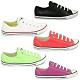 M1 Genuine Converse 537107 All Star Chuck Taylor Plimsolls Dainty Womens Trainers