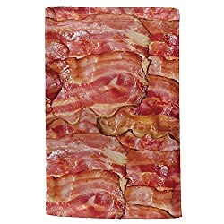 Bacon All Over Sport Towel