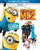 Despicable Me 2 (Blu-ray + DVD + Digital HD with UltraViolet) thumbnail