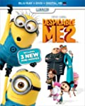 Despicable Me 2 (Blu-ray + DVD + Digi...