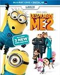 Despicable Me 2 (Blu-ray + DVD + Digi...