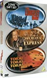 The Longest Day/Von Ryan's Express/Tora! Tora! Tora! [DVD]