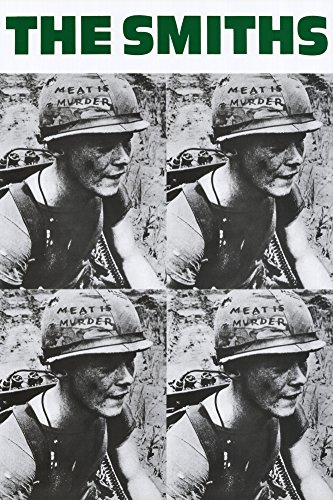 The Smiths- Meat Is Murder Poster 24 x 36in (Meat Poster compare prices)