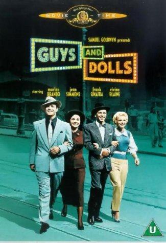 Guys and Dolls [DVD] [1955]