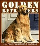 Golden Retrievers 2004 Calendar