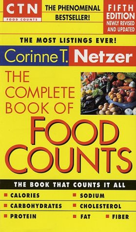 The Complete Book of Food Counts- 5th Edition