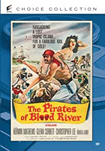 The Pirates of Blood River [DVD] [1960] [Region 1] [US Import] [NTSC]