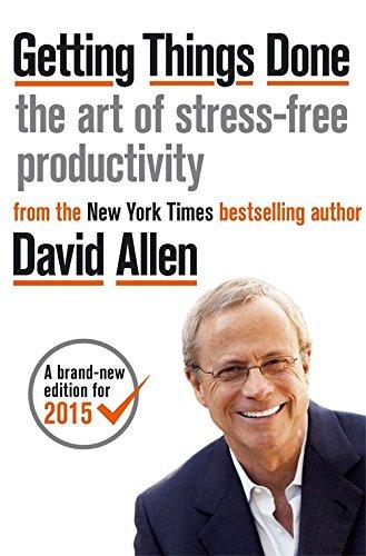 Buchseite und Rezensionen zu 'Getting Things Done' von David Allen
