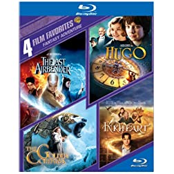 4 Film Favorites: Fantasy Adventure [Blu-ray]