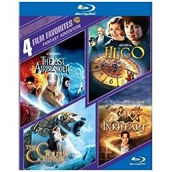 4 Film Favorites: Fantasy Adventure [Blu-ray]
