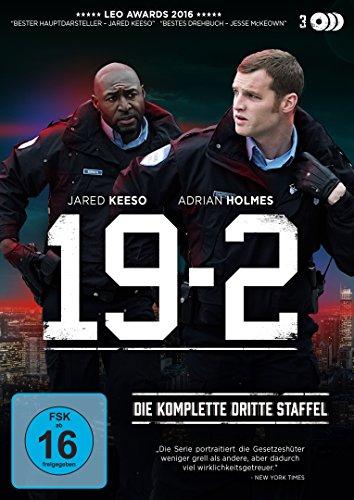 19-2 - Staffel 3 [3 DVDs]