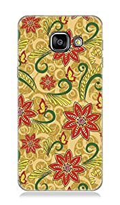 Samsung Galaxy A3(2016) 3Dimensional High Quality Designer Back Cover by 7C