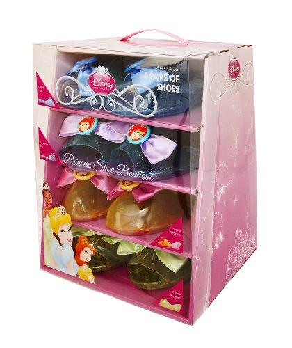 Princess Tiana Shoes: Disney Princess Shoe Boutique 045672313072