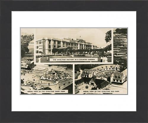 framed-print-of-the-ovaltine-factory-and-farms-king-s-langley