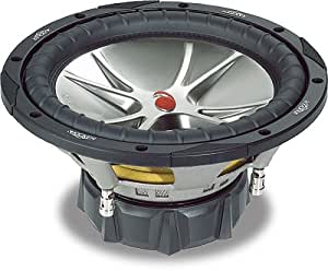 "Kicker CompVR 05CVR124 12"" subwoofer with dual 4-ohm voice coils"