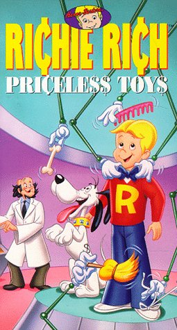 Richie Rich: Priceless Toys [VHS]