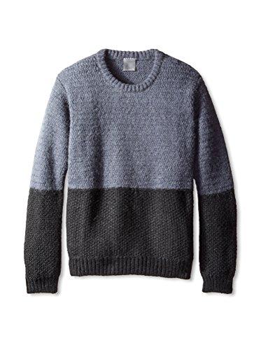 Lot78 Men's Two Tone Sweater