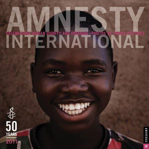 Amnesty International: 2011 Wall Calendar PDF